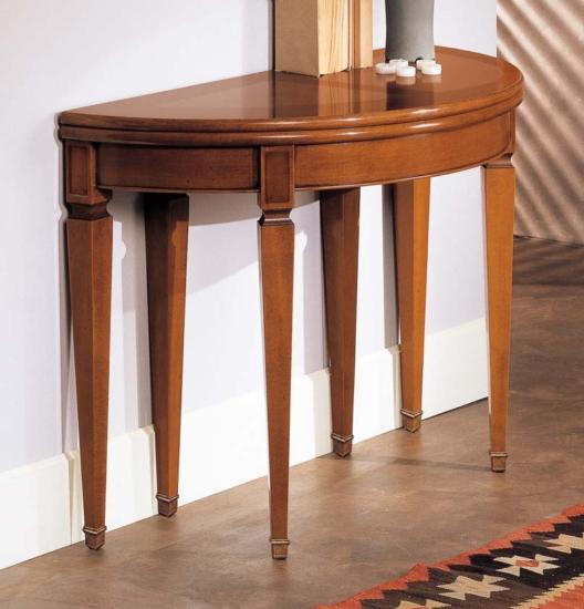Раздвижной консольный стол
