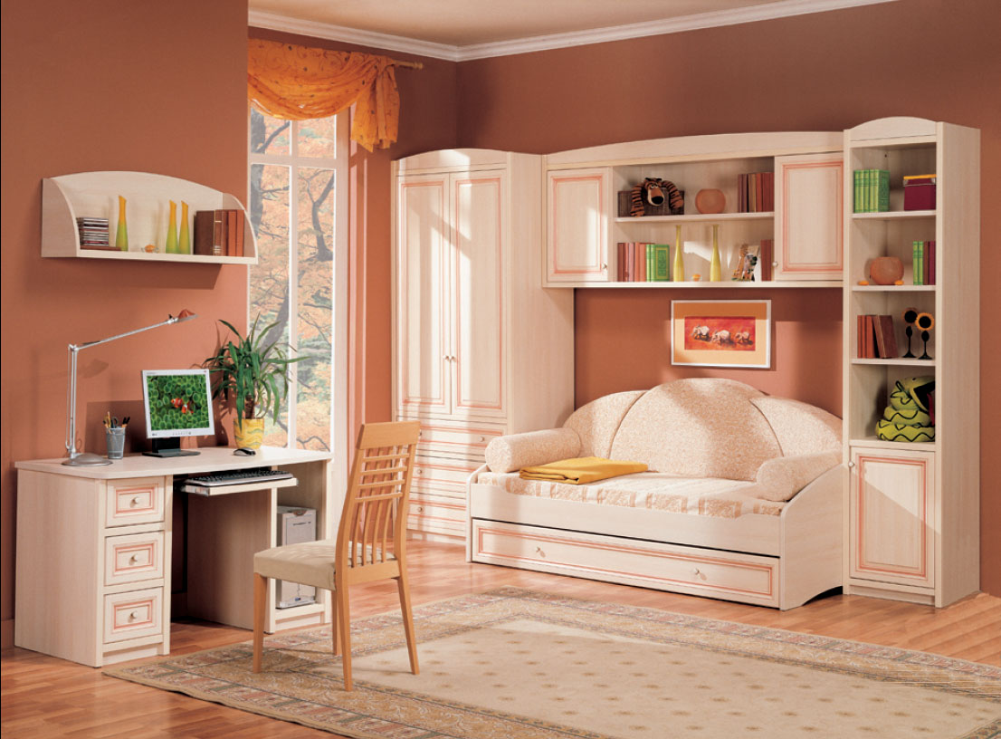 Детская комната cюита